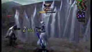 Devil Kings - Frost vs Red Minotaur