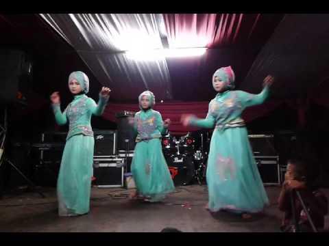 Tarian Zapin Melayu Lesti