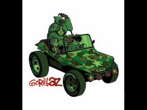 Gorillaz - 19-2000 HQ audio