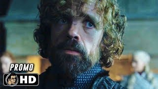 """GAME OF THRONES Seson 8 Official Promo Trailer """"Together"""" (HD) HBO Series"""