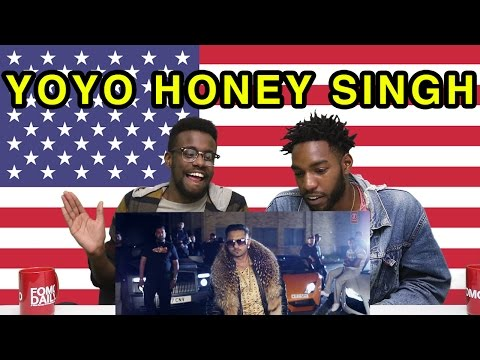 "Fomo Daily Reacts To Yo Yo Honey Singh ""Raat Jashan Di"""