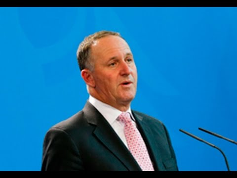 A Conversation With John Key