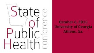 SOPH 2015 - Why public health professionals attend SOPH