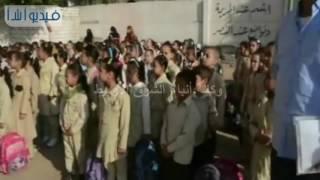 بالفيديو : محافظ المنيا يتفقد عدد من المدارس لمتابعة انتظام العمليه الدراسيه