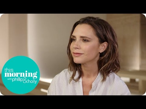 Victoria Beckham's Beauty And Style Secrets - Exclusive | This Morning