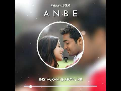 Anbe va - Sillunu Oru Kadhal | Love | Cute Dubsmash & Ringtone