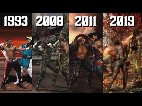 The Evolution Of Jax's Gotcha Grab! (1993-2019)
