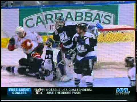 2004 Stanley Cup Finals, Game 7 - Lightning vs Flames ...