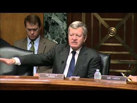 Baucus Secures Commitment to Speed up Settlements for Libby Asbestos Victims