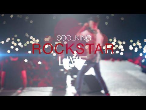 Soolking - Rockstar (live) à Alger, stade 20août (MG.prod)