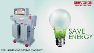 Servokon - Servo Voltage Stabilizer Manufacturer in Delhi