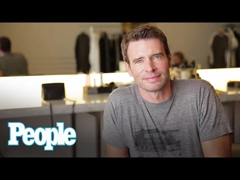 Scott Foley Doesn't Think He's Sexy  But We Do  People