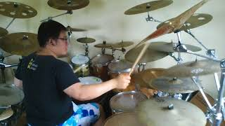 Hoobastank-I Don`t Think I Love You drum cover by Travis Liang