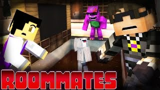 "Minecraft ROOMMATES! - ""MEETING THE CAVEMEN!"" S2 #8 (Minecraft Roleplay)"