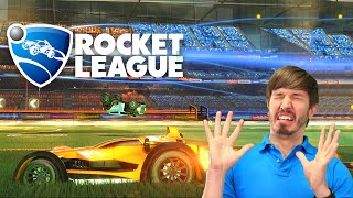 Rocket League - Chris Trott: Goalie for Hire!