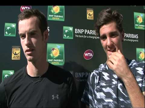 Indian Wells 2015 Friday Interview Murray Kokkinakis