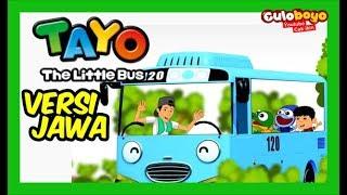 Hey Tayo Versi BOSO JOWO   Culoboyo Tahun Baru   Lagu Tayo Bus Kecil
