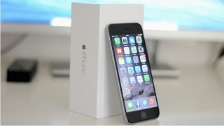 iPhone 6 Unboxing & Hands On Review - Launch Day! (Space Grey)
