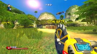 Serious Sam 2 - Mission 1 - Gameplay