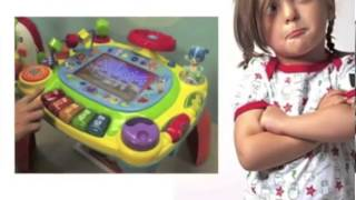 Christmas Toys For Kids | Idiscover App Activity Table Review