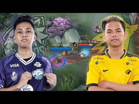 Match Perdana EVOS