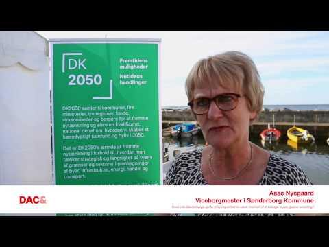 DK2050:  Interview med Aase Nyegaard, Viceborgmester i Sønderborg