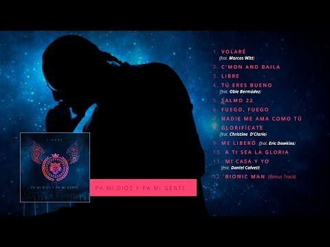 T-Bone - PA MI DIOS Y PA MI GENTE - Disco Completo - Nuevo