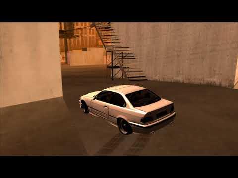 GTA San Andreas BMW E36 DRIFT