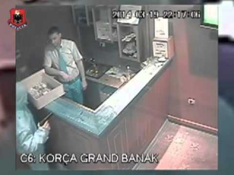 Men with mask robbery casino in Korca , Albania ( CAM )
