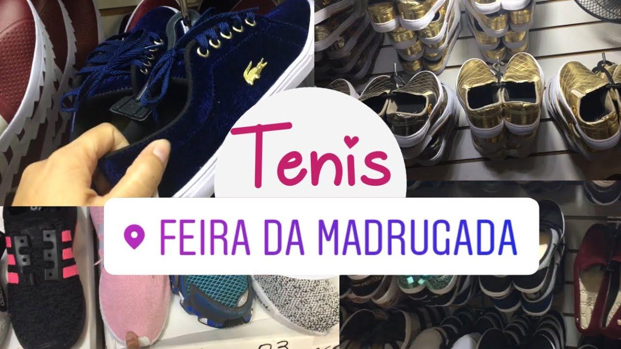 👟 TÊNIS FEIRA DA MADRUGADA  3c44c9614556d