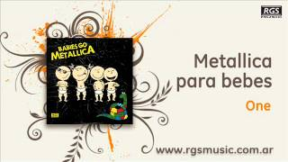 Metallica para Bebes - One