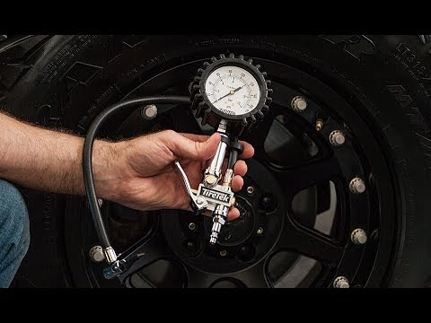 TireTek TXL Pro Tire Inflator Gauge - 170 PSI
