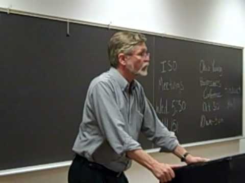 Dan La Botz The Need for a Political Alternative ISO Forum