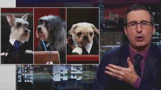 John Oliver  President Elect Donald Trump Last Week Tonight
