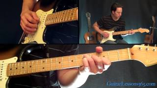 Wonderful Tonight Guitar Lesson - Eric Clapton Mp3