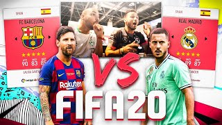 FIFA 20: EL CLASICO GAMEPLAY VS. MIRZA JAHIC