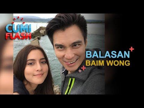 Vebby Palwinta Dirangkul Cowok Ini Balasan Baim Wong Cumiflash 17 November 2017 Youtube