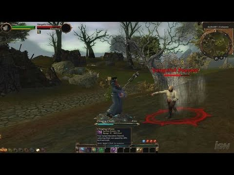 Warhammer Online: Age of Reckoning PC Games Gameplay –