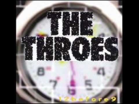 The Throes - 5 - Words - 12 Before 9 (1995)