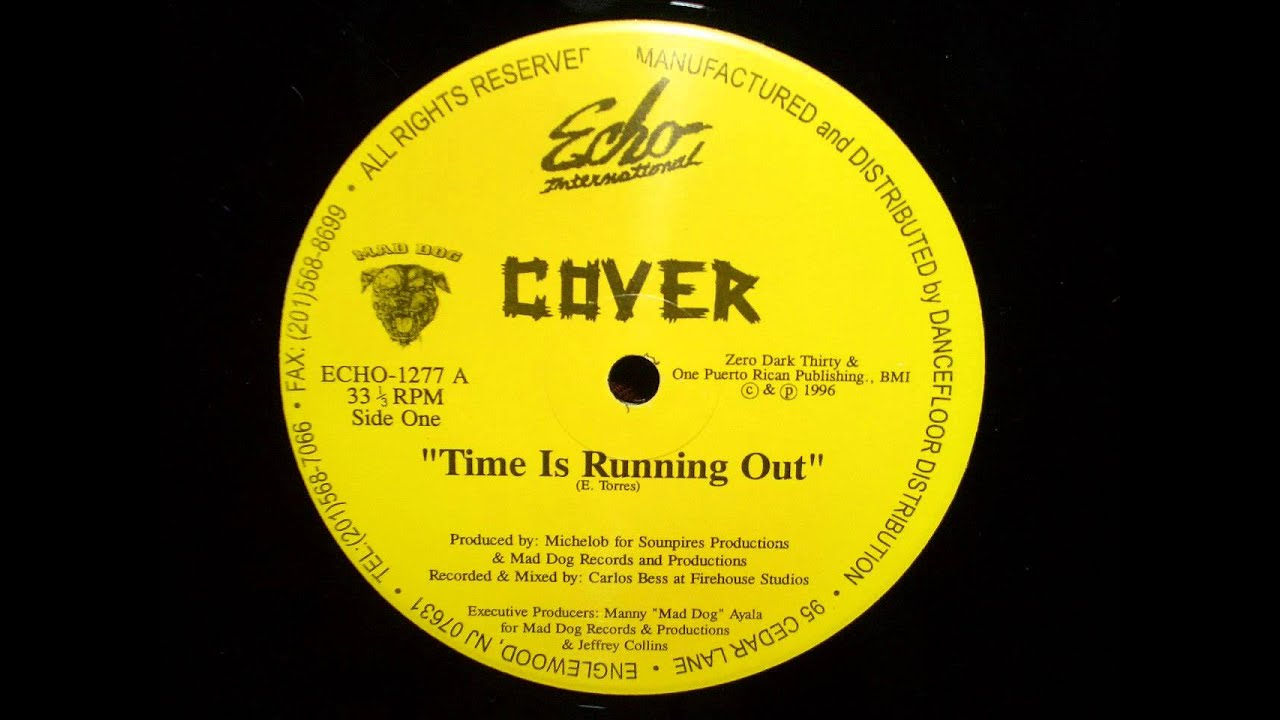 Cover - Time Is Running Out Chords - Chordify