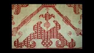 Узоры русской вышивки - Russian embroidery patterns, XIX-XX