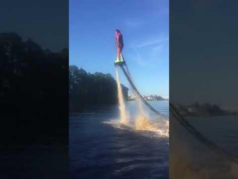 Flyboarding Myrtle Beach Sc You