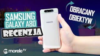 OBRACANY OBIEKTYW w smartfonie?! | Recenzja Samsung Galaxy A80