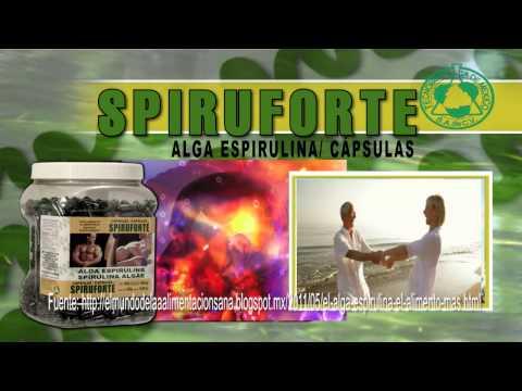SPIRUFORTE 1000 CÁPSULAS - Espirulina
