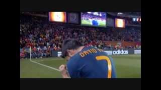 Espagne champion du monde 2010