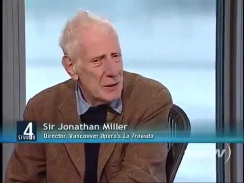 Sir Jonathan Miller on Studio 4