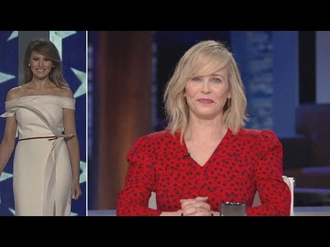 Chelsea Handler Under Scrutiny For 'Immigrant Shaming' Melania Trump