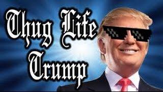 Donald Trump Most Badass/Retarded Moments #1