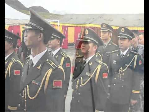 Indo China Personnel's meet in Arunachal Pradesh on 62nd Independence Day of India