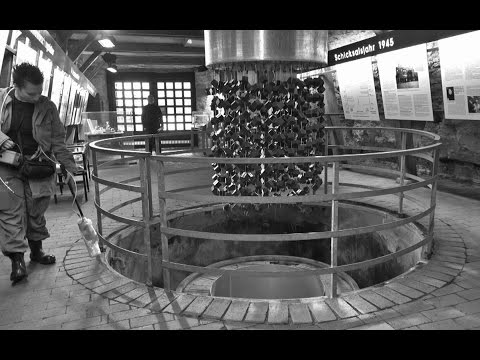 Hitler's nuclear pile - WWII uranium cube reactor & the Also